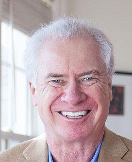 older gentleman with big grin