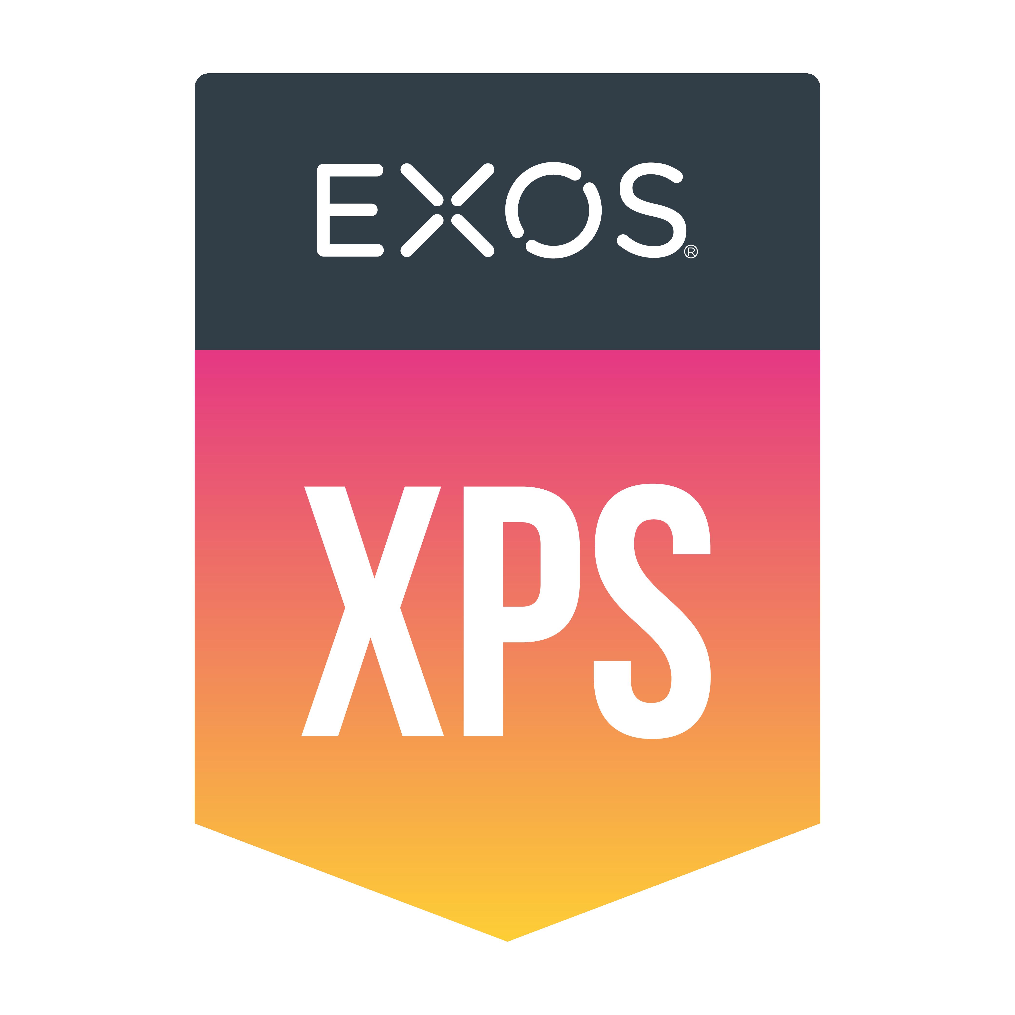 EXOS XPS Certified Logo