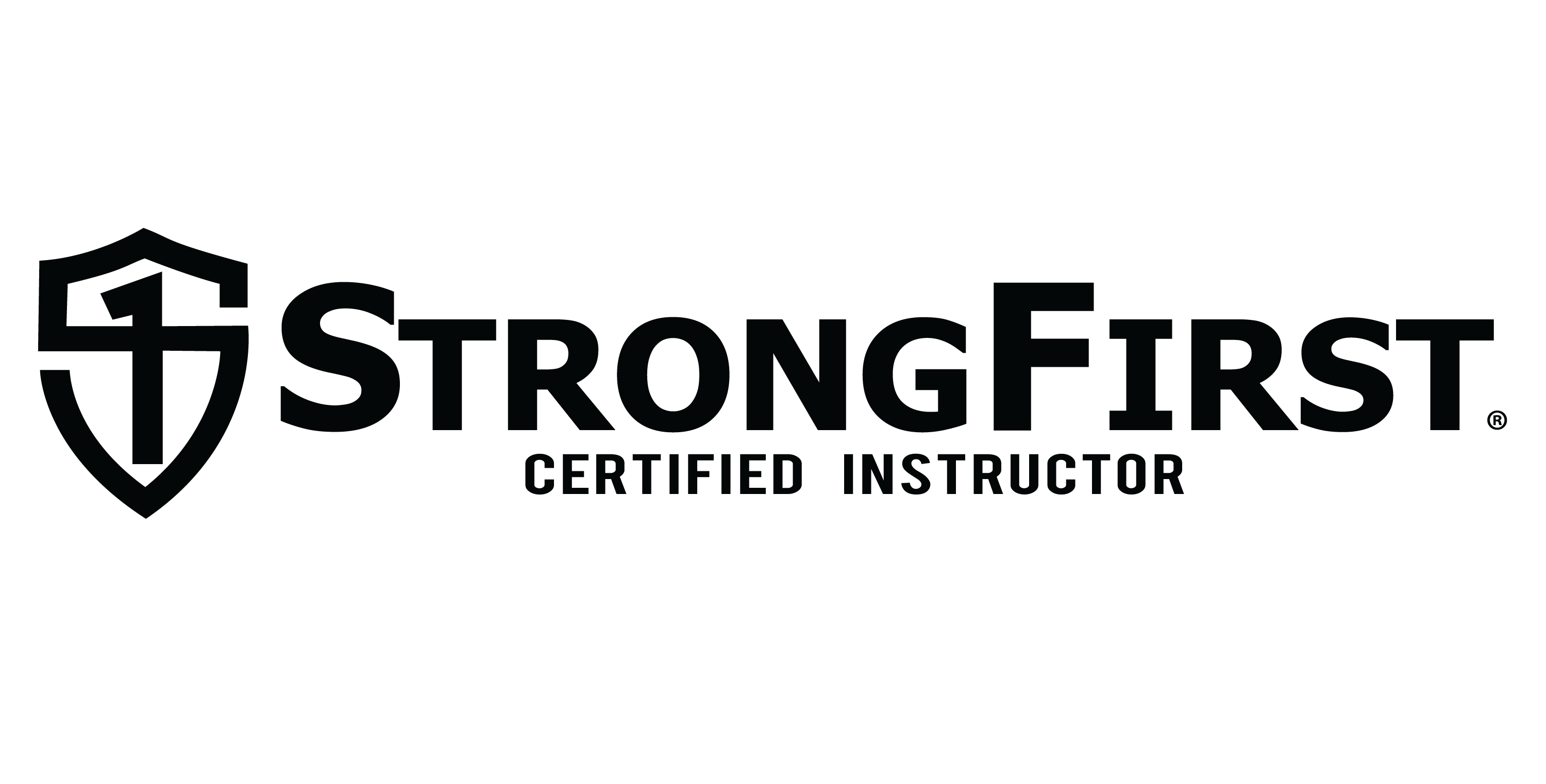 StrongFirst Certified Instructor Logo